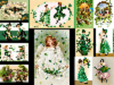 Thumbnail 12 Vintage St Patricks Day Illustrations